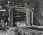 """L.D. Holder, roller at the Fairfield Steel Works of U.S. Steel's Tennessee Coal and Iron..."