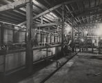 Equipment inside King Pharr Canning Operations, Inc., in Selma, Alabama.