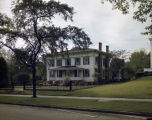 First White House of the Confederacy in Montgomery, Alabama.