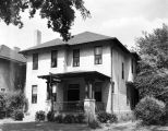 Home of Mrs. Morris on South Perry Street in Montgomery, Alabama.