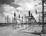 Alabama Power Company substation in Montgomery, Alabama.