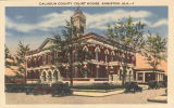 """Calhoun County Court House, Anniston, Ala."""