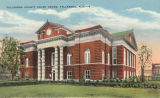 """Talladega County Court House in Talladega, Ala."""