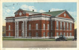 """Court House, Talladega, Ala."""