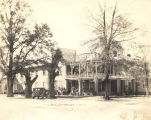 Salter Hospital on Riverside Drive in Eufaula, Alabama.