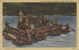 """Transporting Equipment, Camp Rucker, Ala."""