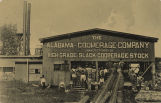 """The Alabama Cooperage Company, Manufacturers of High-Grade Slack Cooperage Stock."""