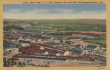 """Aerial View, T.C.I. & Ry. Company Tin Plate Mills, Birmingham-Fairfield, Ala."""