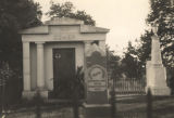 """The Comer Mausoleum"" at Old Spring Hill in Barbour County, Alabama."