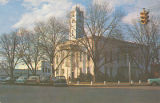 """Henry County Courthouse & City Square, Abbeville, Alabama."""