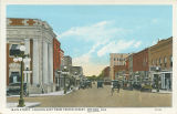 """Main Street, Looking East from Foster Street, Dothan, Ala."""