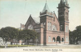 """Foster Street Methodist Church, Dothan, Ala."""