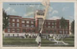 """Dormitory for Women, State Normal School, Florence, Ala."""