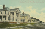 """Residence View on West Main St., Dothan, Ala."""
