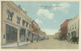 """Foster Street, Looking South, Dothan, Ala."""