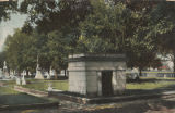 """Tomb Wm. R. King, Vice President U.S., 1853, Selma, Ala."""