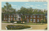 """Dorothy Hall, Tuskegee Institute, Alabama."""