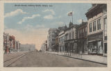"""Broad Street, looking south, Selma, Ala."""