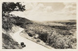 """Highway up Lookout Mtn., Mentone, Ala."""