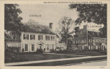 """Two Beautiful Residences on Bellevue Avenue, Brewton, Ala."""