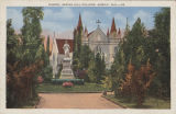 """Chapel, Spring Hill College, Mobile, Ala."""