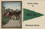 """Come along to Mobile, Ala. Autoing's great."""
