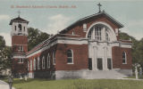 """St. Matthew's Catholic Church, Mobile, Ala."""