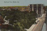 """Bird's-eye View, Mobile, Ala."""