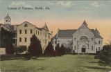 """Convent of Visitation, Mobile, Ala."""