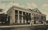 """Marine Hospital, Mobile, Ala."""