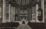 """'Interior of Cathedral,' Mobile, Ala."""