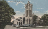 """Central Presbyterian Church, Dauphin & Ann St., Mobile, Ala."""