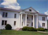 St. Clair County courthouse in Ashville, Alabama.