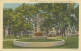 """The Bienville Cross, Bienville Square, Mobile, Ala."""