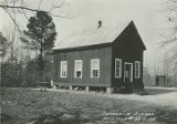 Forkland School in Greene County, Alabama.