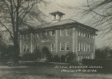 Eutaw Grammar School in Greene County, Alabama.