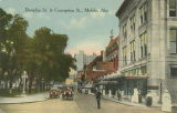 """Dauphin St. & Conception St., Mobile, Ala."""