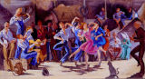 """Hillbilly Barn Dance"" by John Kelly Fitzpatrick."