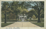 """Augusta Evans Wilson's Old Home, Mobile, Ala."""