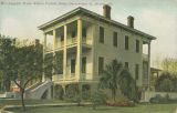 """Mrs. Augusta Evans Wilson Present Home, Government St., Mobile, Ala."""