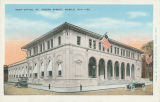 """Post Office, St. Joseph Street, Mobile, Ala."""