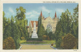 """The Chapel, Spring Hill College, Mobile, Ala."""