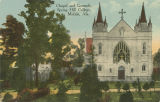 """Chapel and Grounds, Spring Hill College, Mobile, Ala."""