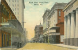 """Royal Street, looking North, Mobile, Ala."""