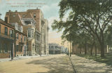 """St. Francis St. Hotel Bienville and Athelstan Club, Mobile, Ala."""