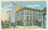"""Custom House, First National Bank and Van Antwerp Bldg., Mobile, Ala."""