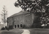 """Old Main"", an administrative building on the East Lake campus of Howard College in..."