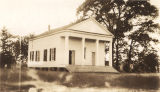 """Methodist Church over 100 years old, Old Spring Hill, Barbour County, where the six Comer..."