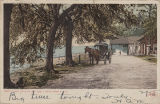 """Toll Gate on Bay Shell Road, Mobile, Ala."""