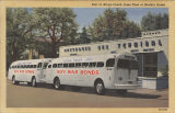 """Part of Alaga Coach Lines Fleet of Modern Buses."""
